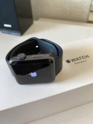 Apple Watch Series 3 preto 38mm