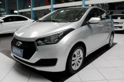 HYUNDAI HB20S 1.6 COMFORT FLEX 4P AUTOMÁTICO 6M - 2019 - PRATA