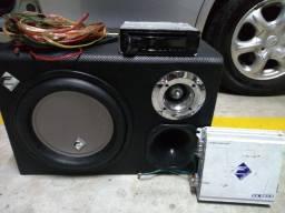 Falcon caixa de som