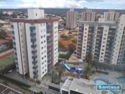 Apartamento com 1 dormitório à venda, 27 m² por R$ 200.000 - Bandeirantes - Caldas Novas/G