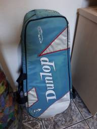 Raqueteira Dunlop 6 raquetes