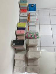 Lote de cases e películas iPhone