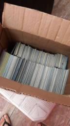 2.028 cartões telefônicos variados