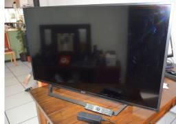 TV Smart Sony 48 para peças,esta sem imagem,com a tela escura!