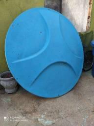 Tampa de caixa d'água de 5 mil litros em bom estado