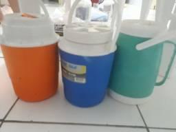 3 garrafas térmicas