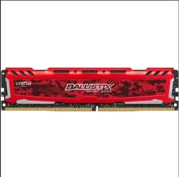 Memoria ram 8Gb DDR4 Crucial Ballistix