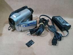 Câmera Sony dcr-dvd610 handycam