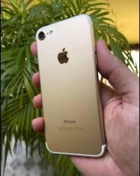 Vendo iPhone 7 32 gb duas semanas de uso