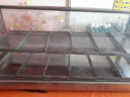 Estufa para salgados com 12 bandejas