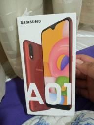 Samsung A01 NOVO NA CAIXA