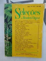 Revistas SELEÇÕES antigas de 1954 à 1971