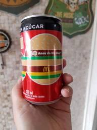 Vendo lata Coca Cola para colecionador