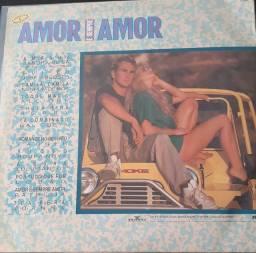 LP - Amor e Sempre Amor