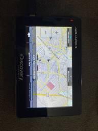 GPS Discvery Aquarius