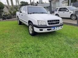 Chevrolet S10 2003/2003  DLX 2.8 TURBO DIESEL MWM 4x4