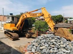 Escavadeira Hyundai R140LC-7 (14 ton.) - 2009