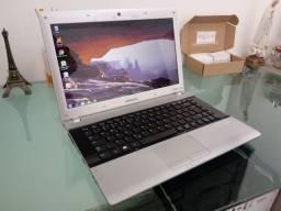 Notebook Samsung RV415 com AMD E-300, 4GB, 320GB<br>