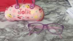 Armação de óculos da Jolie