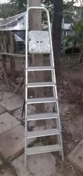 Escada de aluminiu nova