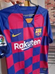 Camisa oficial e original do Barcelona