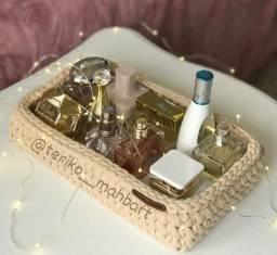 Porta perfume - organizador
