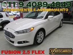 Ford Fusion 2.5 Flex - Ano 2014 - Bem Conservado - Financiamento Fácil