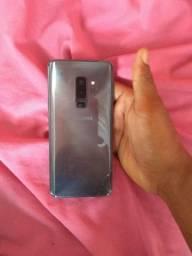 S9 plus com display quebrado