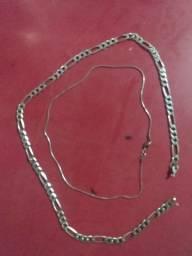 Vendo Corrente de prata
