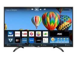 Smart TV AOC - Troc por MONITOR!