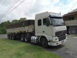 VOLVO FH12 2003/03 NA LS CAÇAMBA 2012