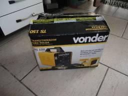 Transformador para solda elétrica Vonder Ts 150 - 110 V