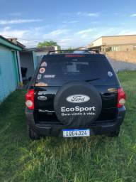 Ecosport segunda dona