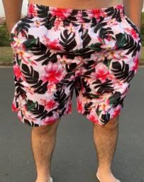 Shorts praia masculino novos