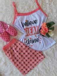 Conjuntos de pijamas ( tenho outras estampas)