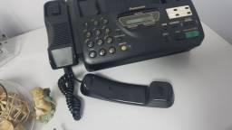 Fax fone Panasonic Kx -ft2. na compra leva 2 bobinas