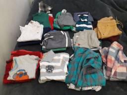 combo de roupas de crianças n 4
