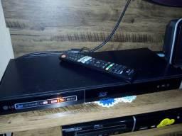 Aparelho Dvd 3D LG  sem óculos com Dvds Blu ray