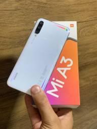 Xiaomi Mi A3 64GB Branco Versão Global 4G - Até 12x R$119,90 no cartão! 64 gb a 3