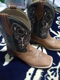 Bota Country Texana - PRA LEVAR HOJE R$ 299,00