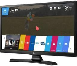 Smart TV Monitor LED 28 polegadas LG Conversor Digital