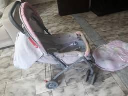 Lindo Carrinho para Bebê