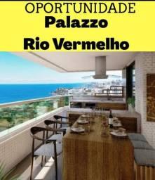 Lançamento-Palazzo Rio Vermelho-1 ou 3 Quartos no Rio Vermelho