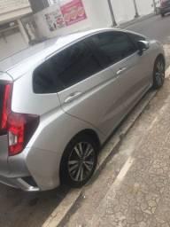 Vendo Honda Fit Ex - Automático