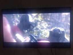Vendo tv de 50 polegadas tela plana