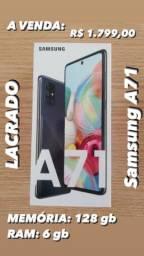 Samsung A71 - 128gb LACRADO