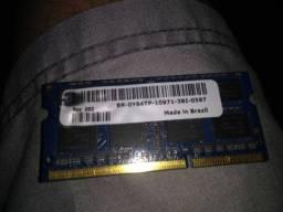 Duas memórias DDR3 4GB
