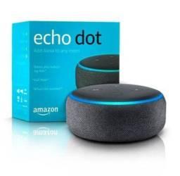 "Echo Dot ""Novinha"""