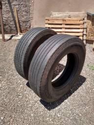 02 -Pneus Michelin 275/80r22.5