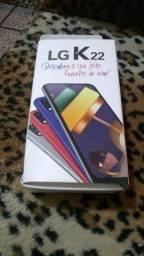 Vendo Smartphone LGK22